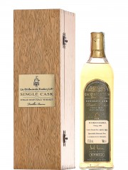 Bushmills 1990 Single Cask Selected For La Maison Du Whisky