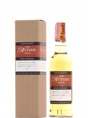 Arran Bourbon Barrel 1995 Bottled 2002