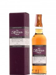 Arran Port Finish Bottled 2005