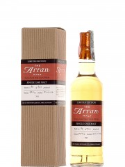 Arran 1998 Sherry Sherry Cask Bottled 2004