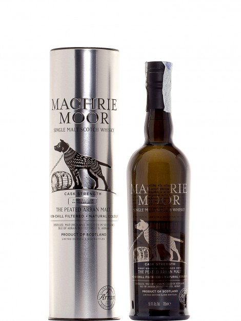Arran Machrie Moor Cask Strength