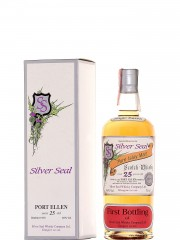 Port Ellen 25 Year Old 1975 Silver Seal