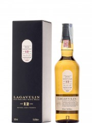 Lagavulin 12 Year Old Natural Cask Strength 2010