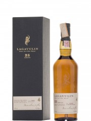 Lagavulin 25 Year Old Bottled 2002