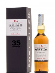 Port Ellen 35 Year Old 1978 14Th Release