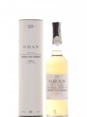 Oban 20 Year Old Natural Cask Strength