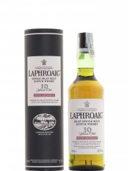 Laphroaig 10 Year Old Cask Strength 55.7% Liter