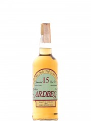 Ardbeg 1973 15 Year Old Bottled 1988