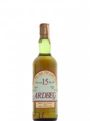 Ardbeg 1973 15 Y.O. Bottled 1988