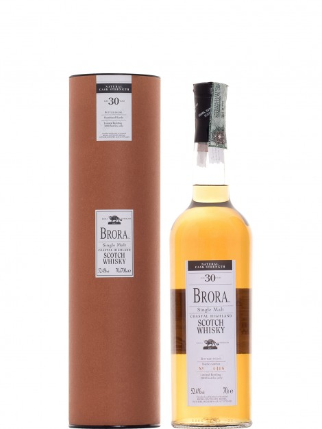 Brora 30 Year Old 1St Release Bottled 2002