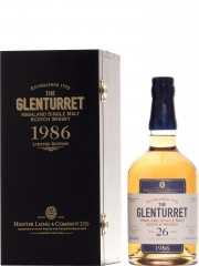 Glenturret 1986 26 Year Old