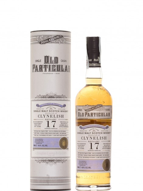 Clynelish 17 Year Old Old Particular Whisky