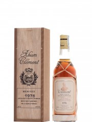 Clement 1976 Wooden Box Rhum