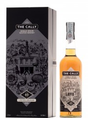 The Cally 40 Year Old Single Grain