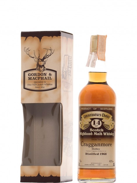 Cragganmore 1968 14 Year Old