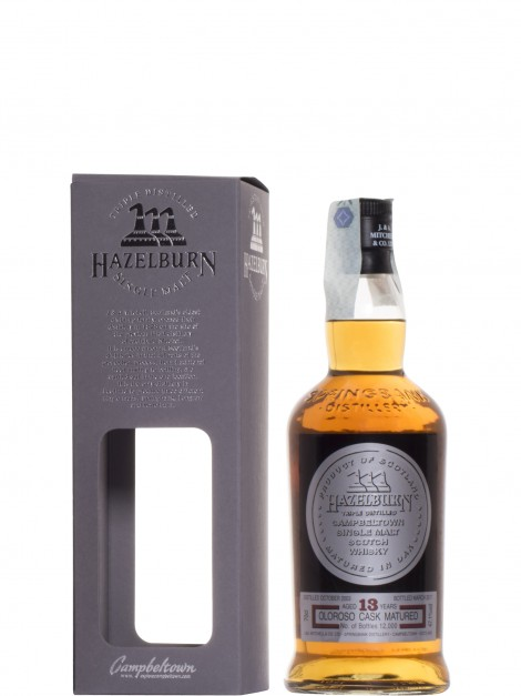 Hazelburn 2003 13 Year Old Sherry Wood