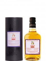 Edradour 1998 Single Cask 70 Th Velier Anniversary