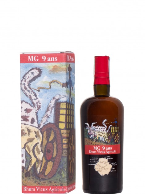 Bielle MG 2003 9 Year Old Rum