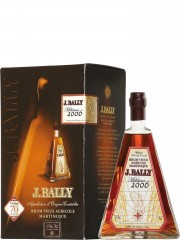 J. Bally 2006 Pyramid Rum 70th Velier Anniversary