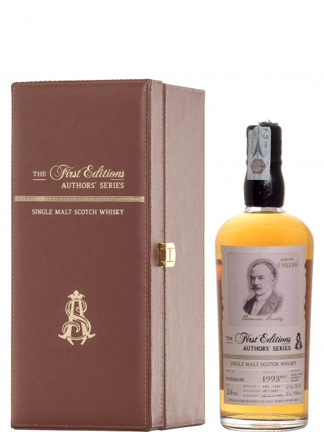Springbank 1993 24 Year Old Authors' Series