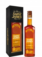 Saint James 2008 Brut de Fut 70TH Velier Anniversary Rhum