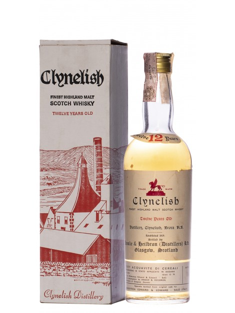 Clynelish 12 Year Old