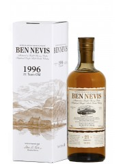 Ben Nevis 1996 21 Years Old The Chronicles