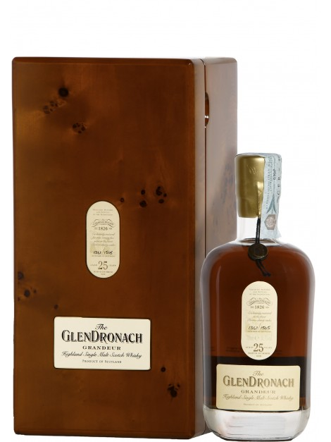 The Glendronach Grandeur 25 Years Old Batch 8