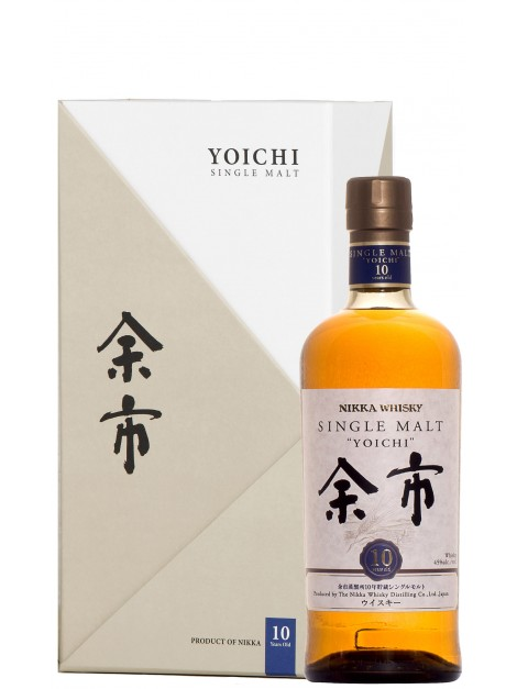 Yoichi 10 Years Old Coffret 2 Verres