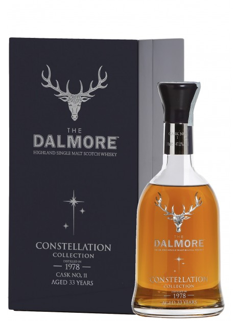 The Dalmore Constellation Collection 1978