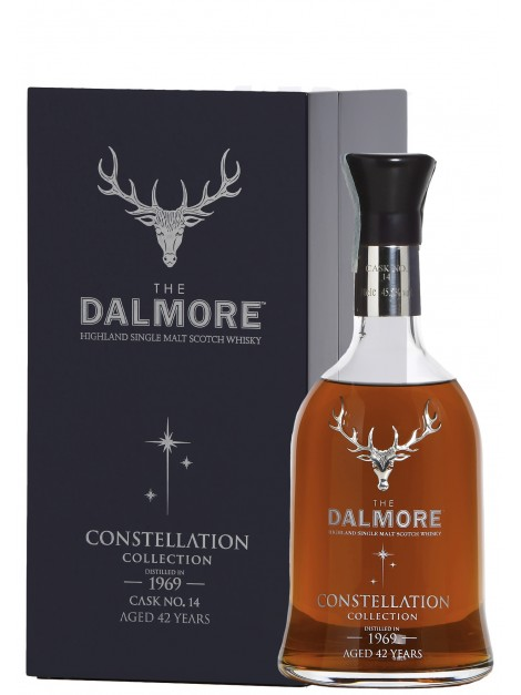 The Dalmore Constellation Collection 1969