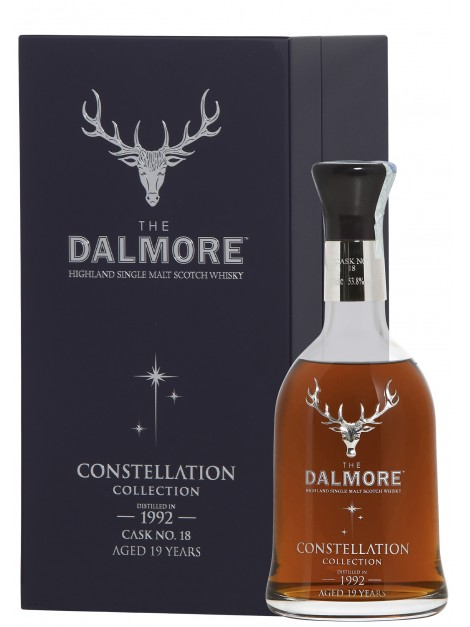 The Dalmore Constellation Collection 1992