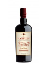 Hampden Great House Distillery Edition Pure Single Rum