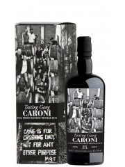 Caroni Guyana 1996 23 Years Old Tasting Gang
