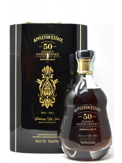 Appleton 50 Years Old Jamaica Independence Reserve