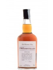 Foursquare 1985 Old Barbados Rum