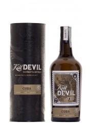 Cuba Sancti Spiritus 1998 17 Y.O. Single Cask Rum Kill Devil