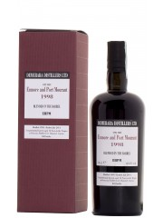 Very Rare Enmore And Port Mourant 1998 Rum