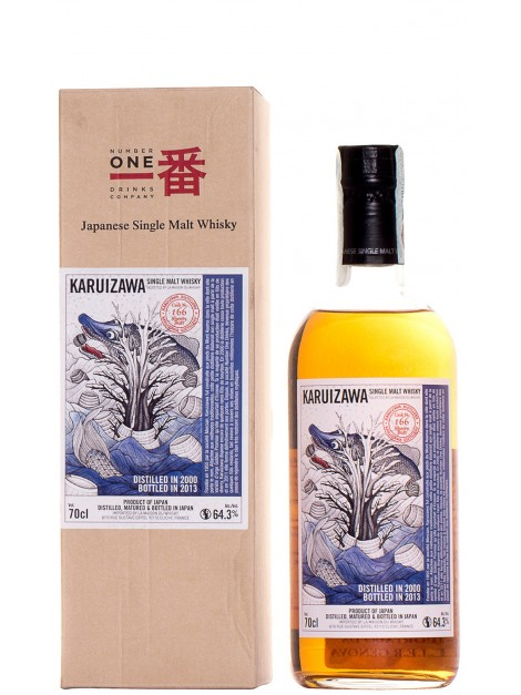 Karuizawa 2000 12 Year Old Dragon Label