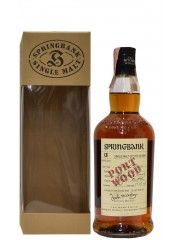 Springbank 1989 Port Wood