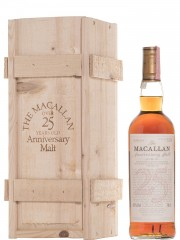 The Macallan 25 Year Old 1975 Anniversary Malt