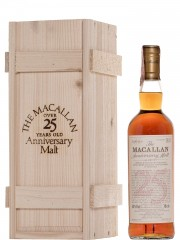 The Macallan 25 Year Old 1972 Anniversary Malt