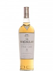The Macallan 8 Year Old Fine Oak - Liter