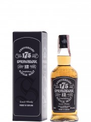 Springbank 12 Year Old 175 Anniversary