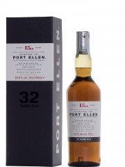 Port Ellen 32 Year Old 1983 15Th Release