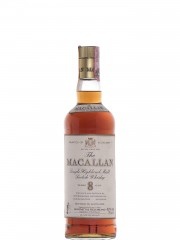 The Macallan 8 Year Old Sherry Wood