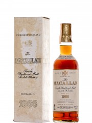 The Macallan 1966 18 Year Old Sherry Wood