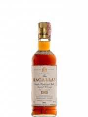The Macallan 1965 17 Y.O. Sherry Wood - Bottled 1983