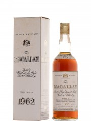 The Macallan 1962 Sherry Wood