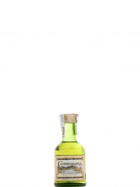 Connemara Peated Malt Miniature 5 cl.